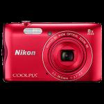 nikon_coolpix_compact_camera_a300_red_front-original